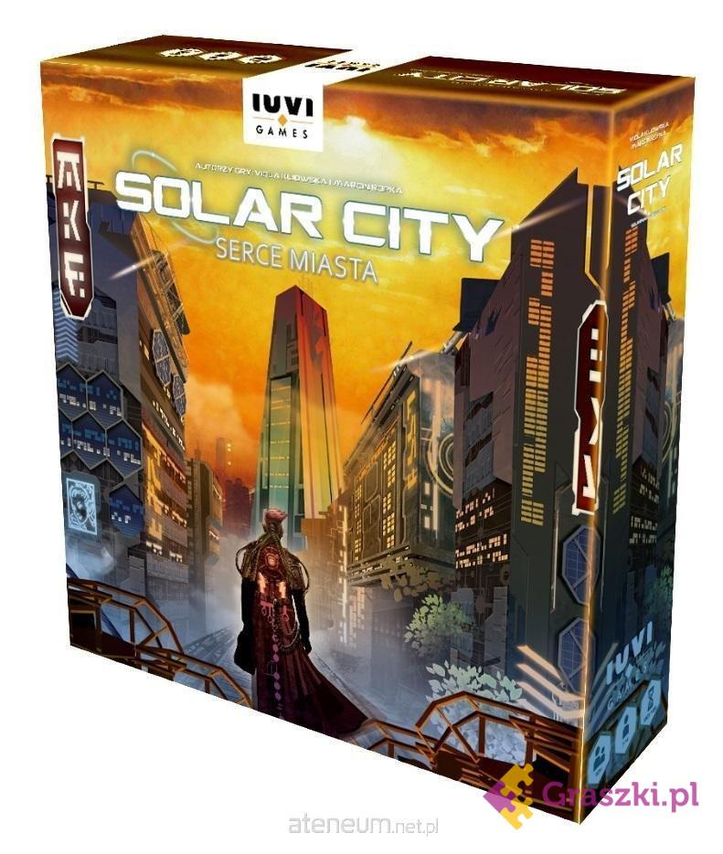Solar City: Serce Miasta // darmowa dostawa od 249.99 zł // wysyłka do 24 godzin! // odbiór osobisty w Opolu
